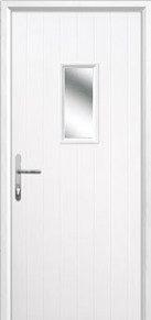 1 Square Composite Back Doors Peterborough