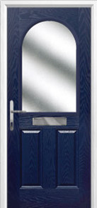 2 Panel 1 Arch Composite Front Doors Peterborough