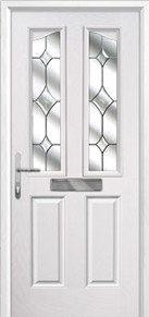 White Composite Door Peterborough
