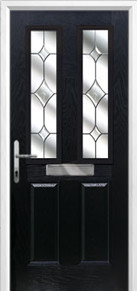 2 Panel 2 Square Composite Front Doors Peterborough