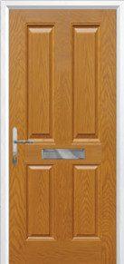 4 Panel Composite Doors Peterborough