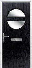 Circle Glazed Composite Doors Peterborough