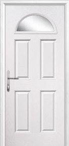 Diamond 3 Glazed Composite Doors Peterborough