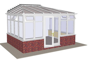 Lean-To Conseravtory Peterborough