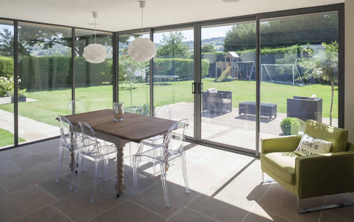 SMART Aluminium Windows and Doors Peterborough