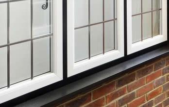 Verticle Sliding Windows Stamford