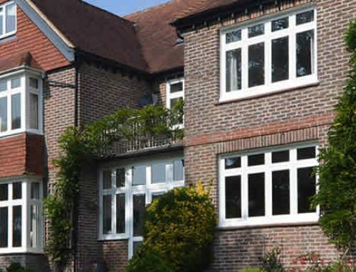Quality uPVC windows in Huntingdon