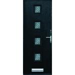 4 Square uPVC GRP Composite Doors Peterborough