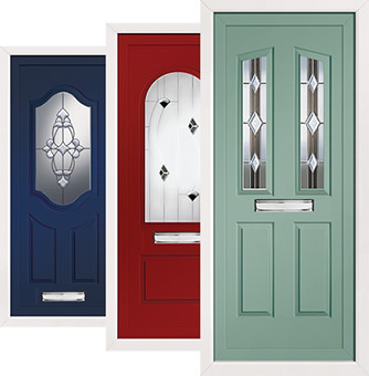 composite front doors Peterborough & Composite Doors Peterborough | Solidor