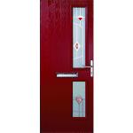 Twin Side GRP uPVC Composite Doors Peterborough