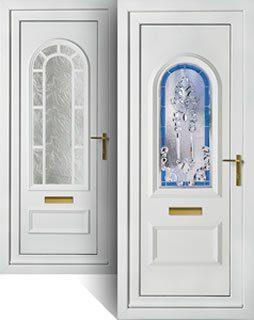 UPVC Replacement Front Doors Peterborough