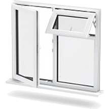 Casement UPVC Windows Peterborough