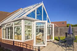 What are the different types of conservatory roofs?