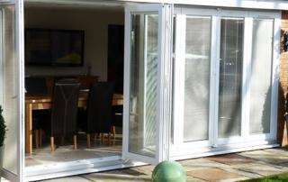 uPVC Bi-Folding Doors Peterborough