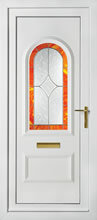 Rockingham 1 Astral Virgo UPVC Front Door Peterborough