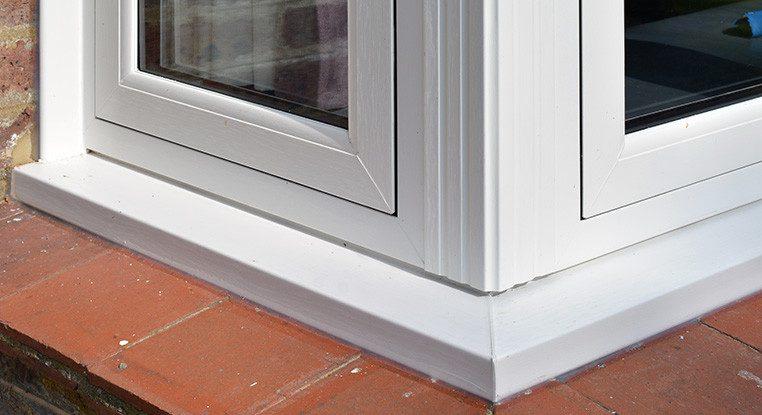 Double Glazed Flush sash Windows Peterborough