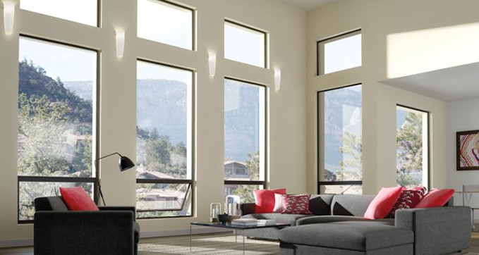 Aluminium Windows Peterborough