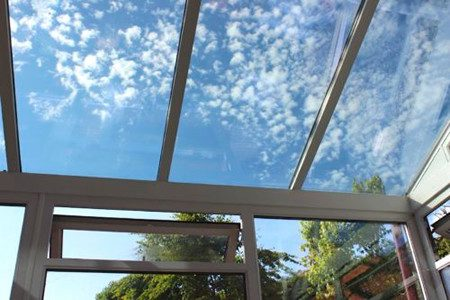 Different types of Conservatory roofs Peterborough