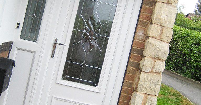 White UPVC Doors Peterborough