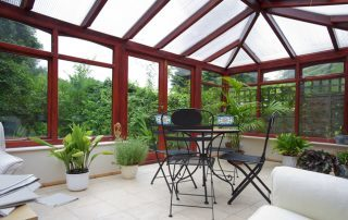 conservatories and orangeries Peterborough