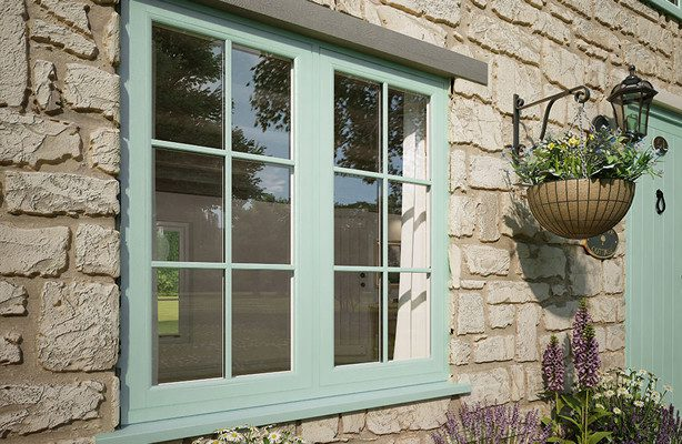 Flush Casement Windows Huntington