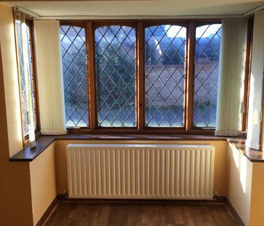 Brown Bow Windows Peterborough