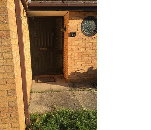 Wooden Front Door Replacement Peterborough