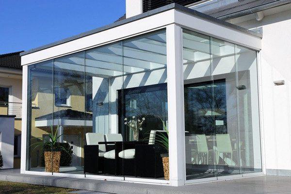 Beautiful Glass Conservatory Peterborough