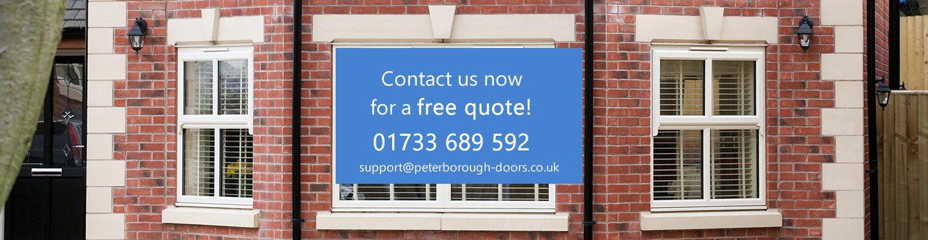Double Glazing Company Peterborough