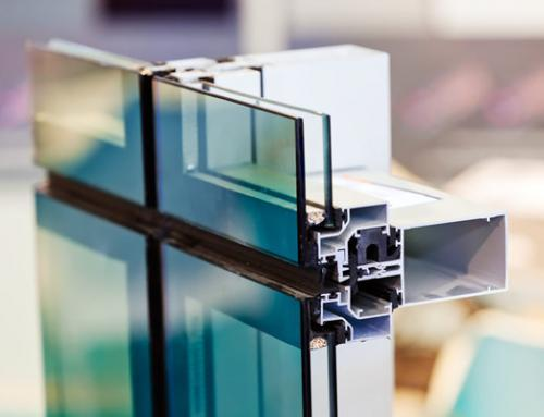 How does double glazed windows reduce heat loss?