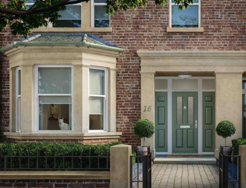 Choose the right Composite Door – make a statement!