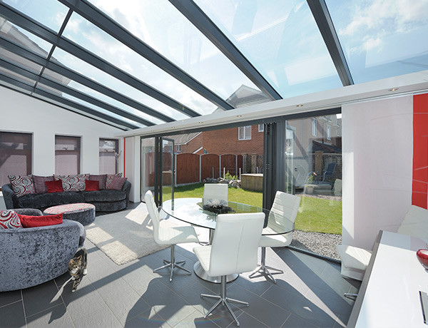 Conservatory Glass Extensions Peterborough