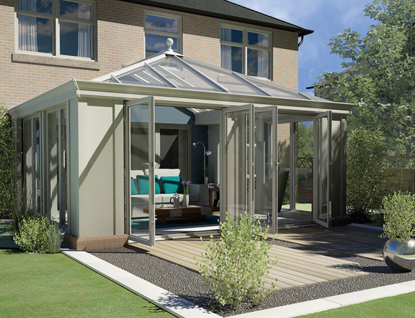 Loggia Conservatory Peterborough