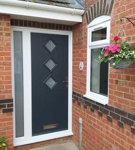 Diamond Composite Door Stamford