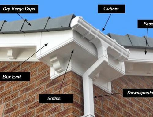 What are Fascia's and Soffits?