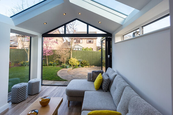 Ultraroof Tiled Conservatory Roof Peterborough