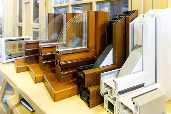 Types of Double Glazing Window Frames Peterborough