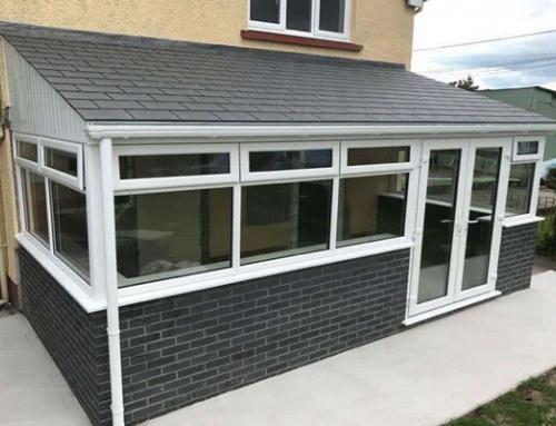What is a Warm Roof Conservatory?
