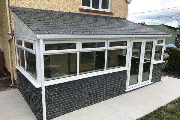 Warm Roof conservatories Peterborough