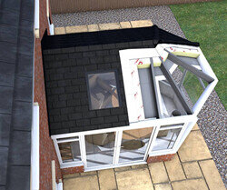 Fully Insulated Warm Roof Conservatory