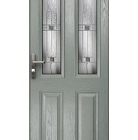 composite door glass Peterborough